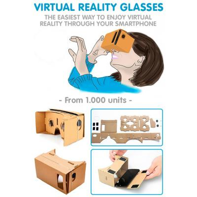 Image of Promotional Branded VR Glasses