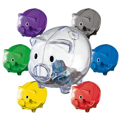 Image of Promotional Piggy Bank