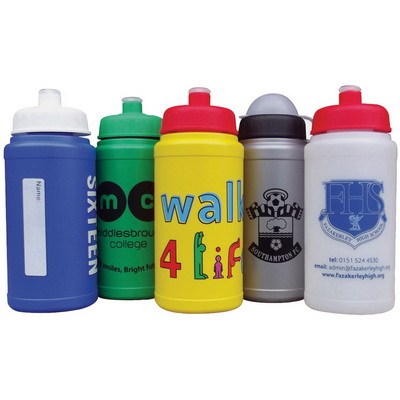 Image of Promotional Water Bottle 500ml