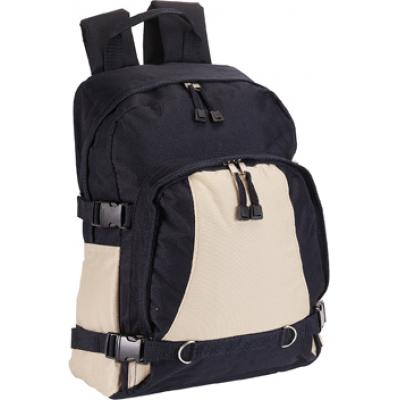 Image of Backpack with front pocket