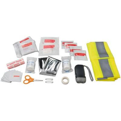 Image of Branded Promotional Car First Aid Kit
