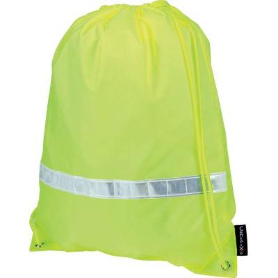 Image of Promotional printed reflective rucksack bag