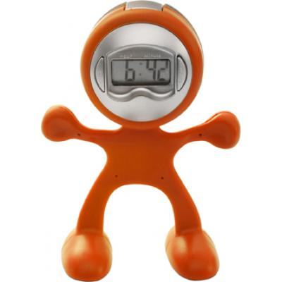 Image of Flexi man alarm clock