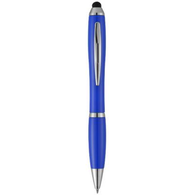 Image of Promotional Curvy Stylus Ballpoint Pen