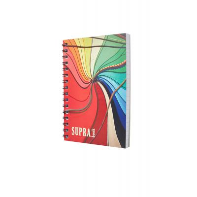 Image of A5 Wirobound Book - Supra Board Cover - Full Colour Print