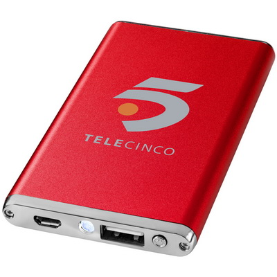 Image of Branded Aluminium Power Bank