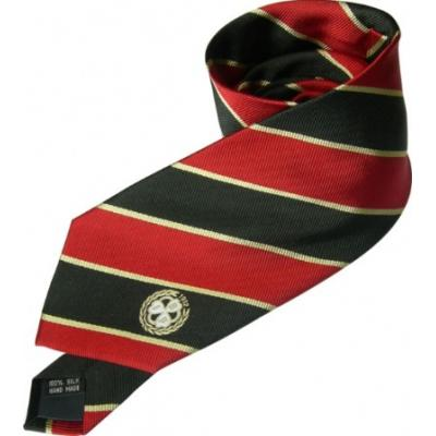 Image of Promotional Woven Silk Tie
