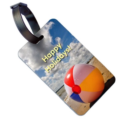 Image of Promotional Printed Luggage Tag