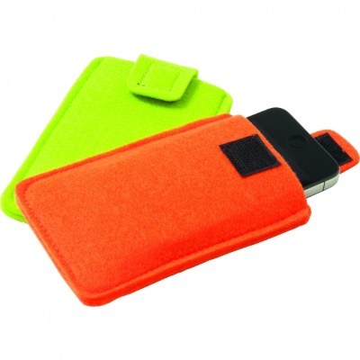 Image of Felt Phone Pouches