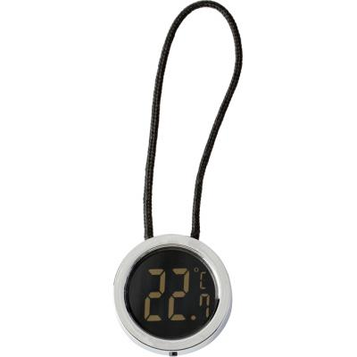 Image of Plastic digital wine thermometer.