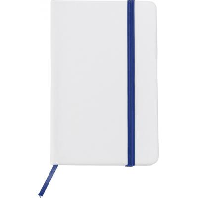 Image of White Promotional Notebook
