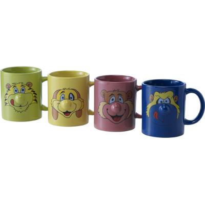 Image of Promotional mug with animal design