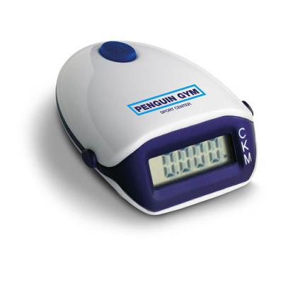 Image of Pedometer with LCD display