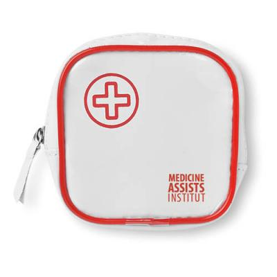 Image of First aid kit in pouch
