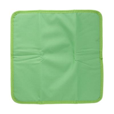Image of Soft padded 600D polyester stadium cushion
