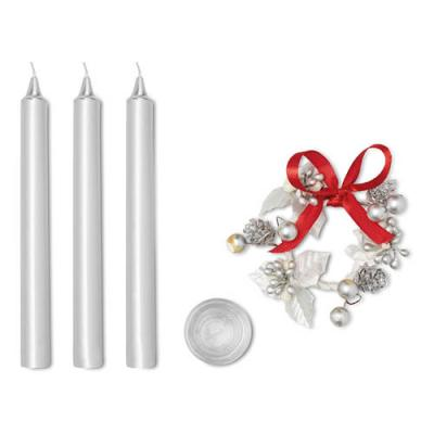 Image of Promotional taper candles set