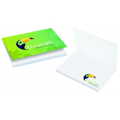 Image of Promtional Sticky Notes with cover