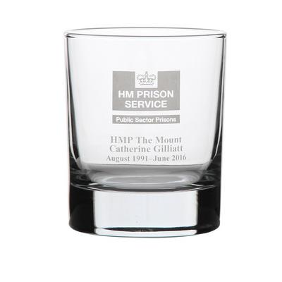 Image of Branded Whisky Tumbler