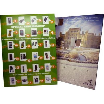 Image of Promotional Advent Calendar