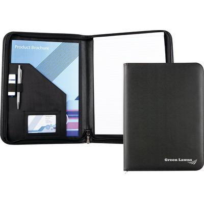 Image of Promotional A4 Zipped Folder