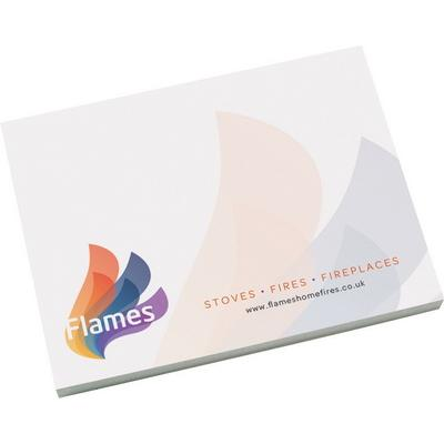 Image of Promotional Sticky Notes - A7