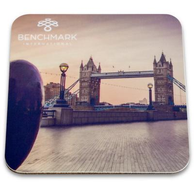 Image of Branded Melamine Coaster