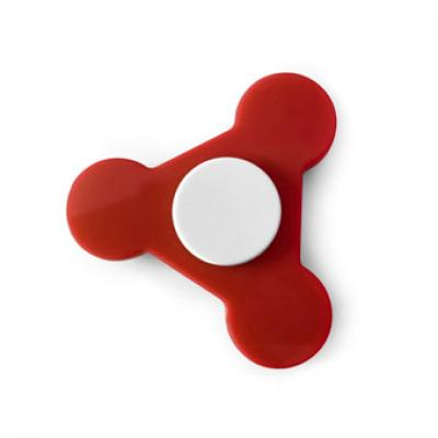 Image of Branded Fidget Spinner Red