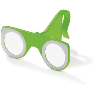 Image of Printed Foldable VR Glasses in Green