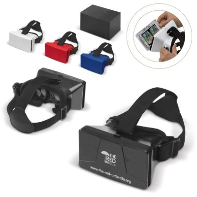 Image of Promotional VR Glasses with headstrap