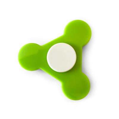 Image of Promotional Fidget Spinny Spinner Lime Green