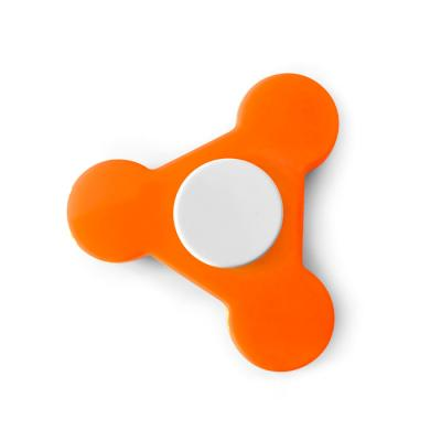 Image of Promotional Fidget Spinny Spinner Orange