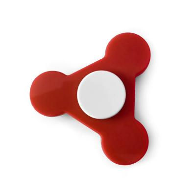 Image of Promotional Fidget Spinny Spinner Red