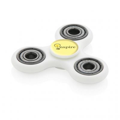 Image of Promotional Fidget Spinner with domed printing