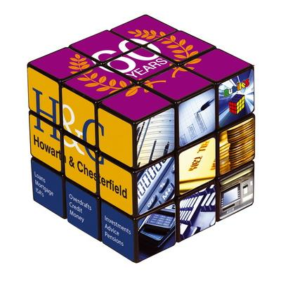 Image of Promotional Branded Rubiks Cube