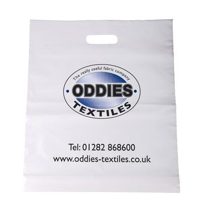 Image of Promotional plastic Carrier Bags