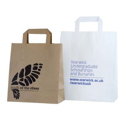 Image of Printed Paper Carrier Bag