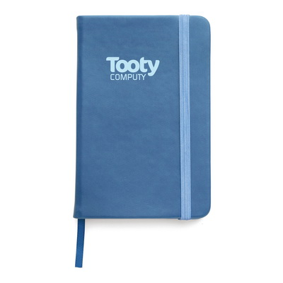 Image of Promotional soft feel Notebook