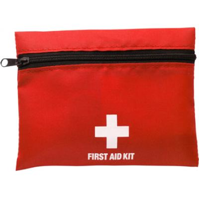 Image of Promotional First aid kit in pouch