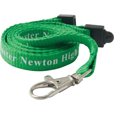 Image of Promotional Polyester Lanyard