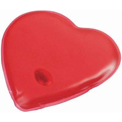 Image of Promotional Heart shaped hot / cold pack