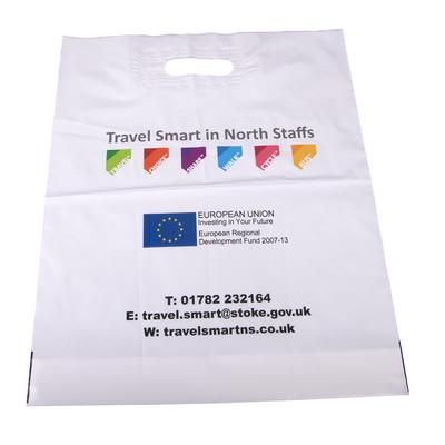 Image of Printed Carrier Bags