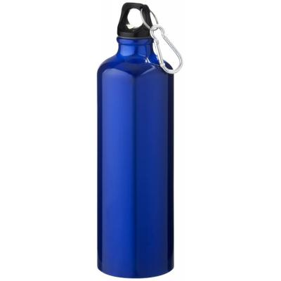 Image of Promotional Aluminium Sports Bottle With Carabiner