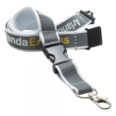 Image of Promotional Reflective Lanyards