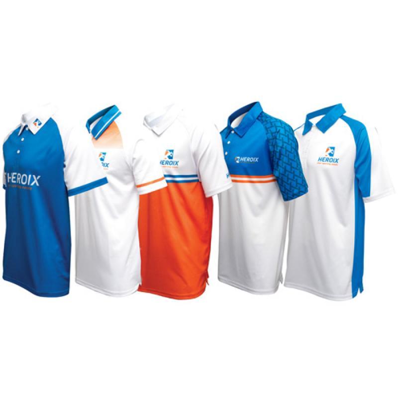 Ladies Custom Polo Shirt :: Polo Shirts :: JEM Promotions