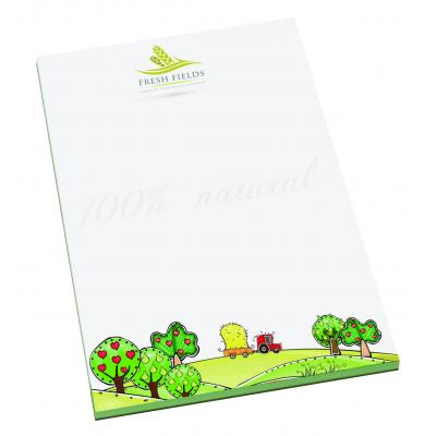 Image of Promotional branded Notepads A5