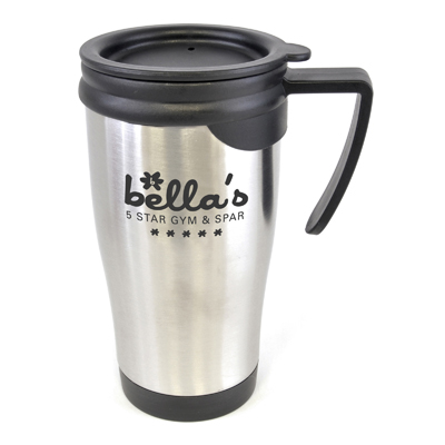 Image of Promotional Metal Travel Mug
