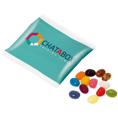 Image of Promotional branded Jelly Bean Bag