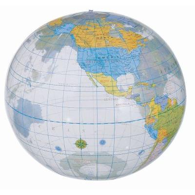 Image of Promotional Beach Ball Globe