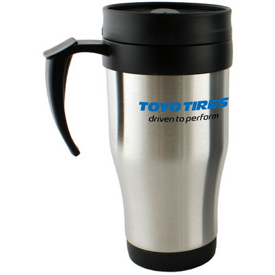 Image of Promotional Steel Thermal Mug