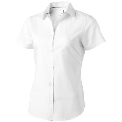 Image of Manitoba short sleeve ladies Shirt
